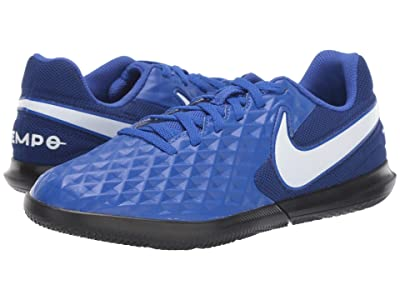 Nike Kids Jr Legend 8 Club IC Soccer (Toddler/Little Kid/Big Kid) (Hyper Royal/White/Deep Royal Blue) Kids Shoes