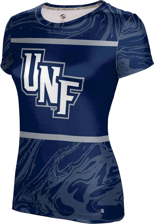 ProSphere University of North Florida Girls' Performance T-Shirt (Ripple)