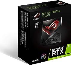 ASUS ROG NVLink™ブリッジとAura Sync対応 RGB RTX2080Ti/2080専用 ROG-NVLINK-3