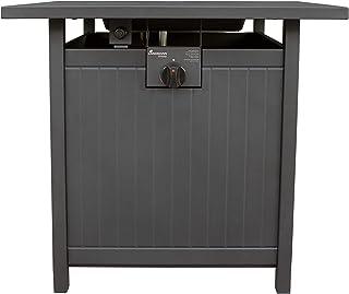 Landmann 22597 Welsey Gas-Feuertisch schwarz