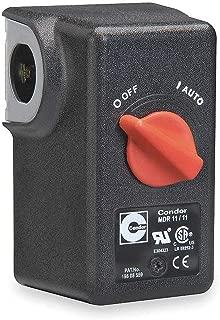 Pressure Switch, Diaphragm, 25 to 160 Psi