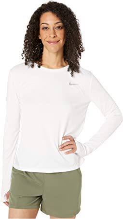 Miler Top Long Sleeve