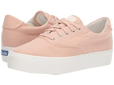 Keds Rise Denim (Peach) Women