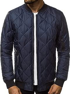 OZONEE Herren Mantel Wintermantel Trenchcoat /Übergangsjacke Coat Winter Herbst N//5920Z