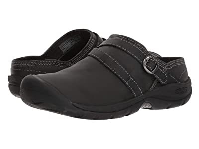 Keen Presidio II Mule (Black/Steel Grey) Women
