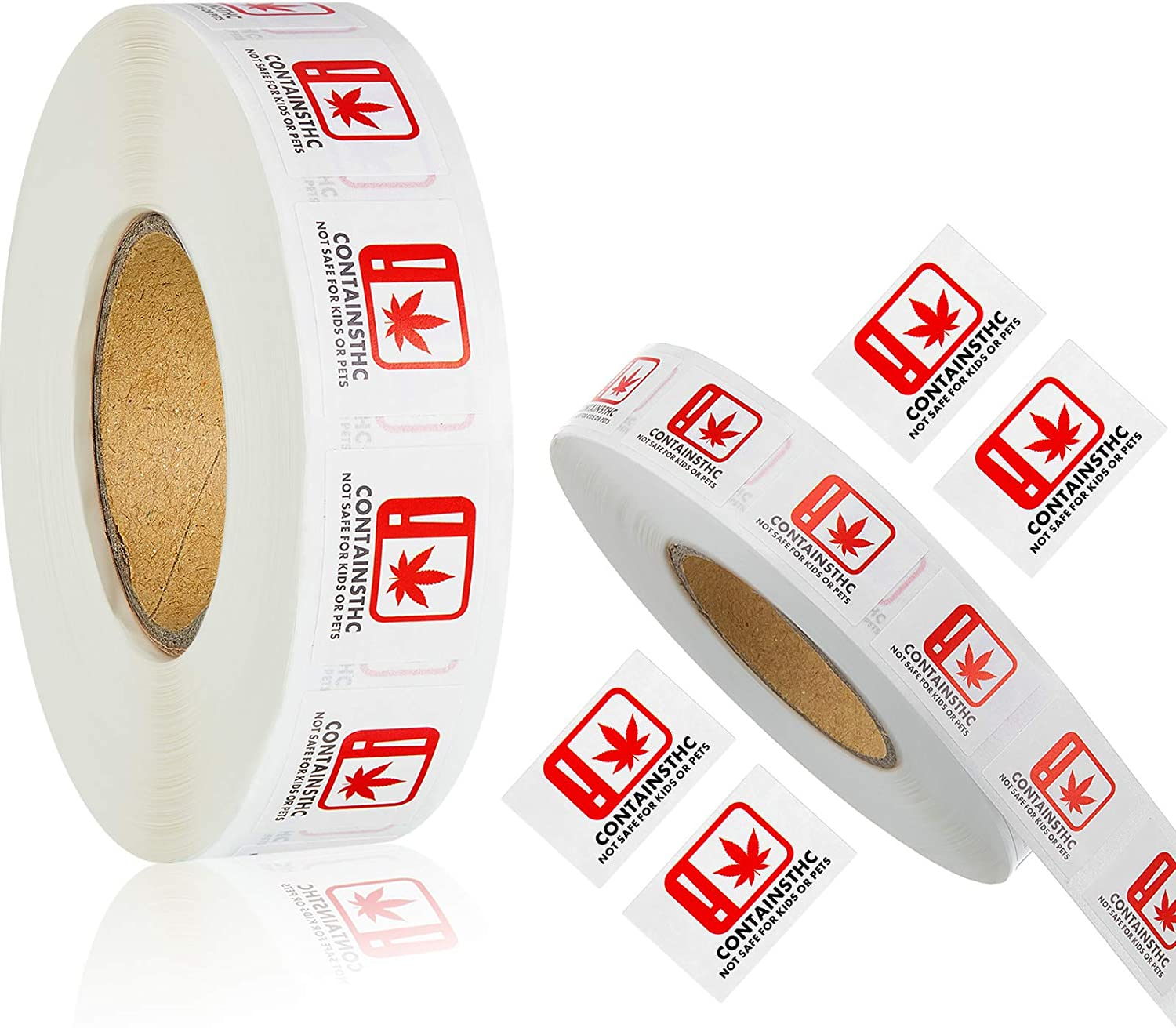 Universal Symbol Labels Self Adhesive Roll State Compliant Label Stickers