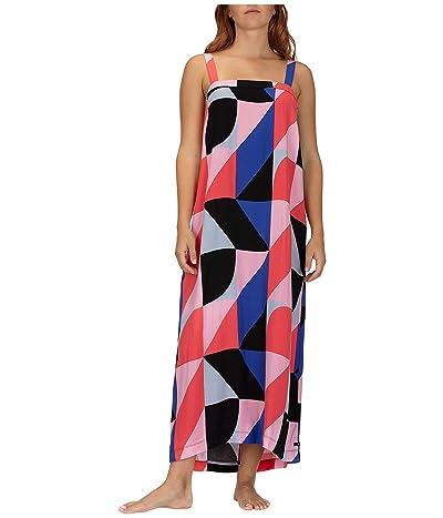 Hurley Alani Midi Dress (Red Orbit) Women