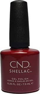 CND Shellac 7,3ml - ROUGE RITE - CONTRADICTIONS 2015 - Clavo UV semipermanente de uñas