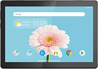Lenovo Tab M10 HD Tablet (10.1 inch, 2GB, 32GB, Wi-Fi Only) Slate Black