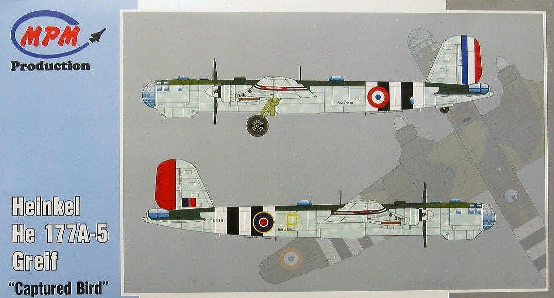 MPM 48062 - Heinkel He 177A-5 Greif Capturot Bird Li