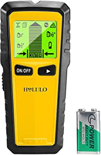 Sponsored Ad – HOLULO 5 in 1 Stud Finder, Multifunction Wall Scanner, Electronic Stud Sensor, HD LCD Display and Audio Ala...