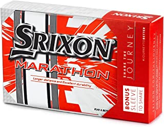 Srixon Marathon Golf Balls (Pack of 15)