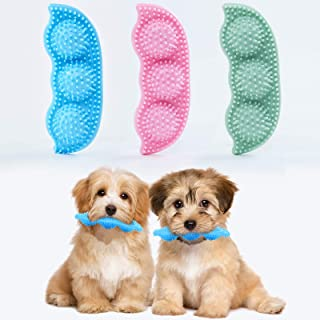 WHRPEN 3 Pack Dog Chew Toy for Teething, 2-8 Months Puppy...