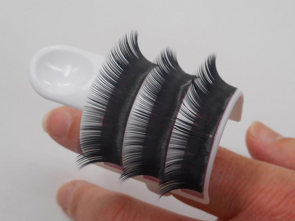 わずらわしい結婚する罪まつげエクステ リング ホルダー 白 グルースタンド付き まつ毛エクステ アイラッシュ  プラスチック製 Eyelash Extension Glue Ring holder 1セット 1個入り