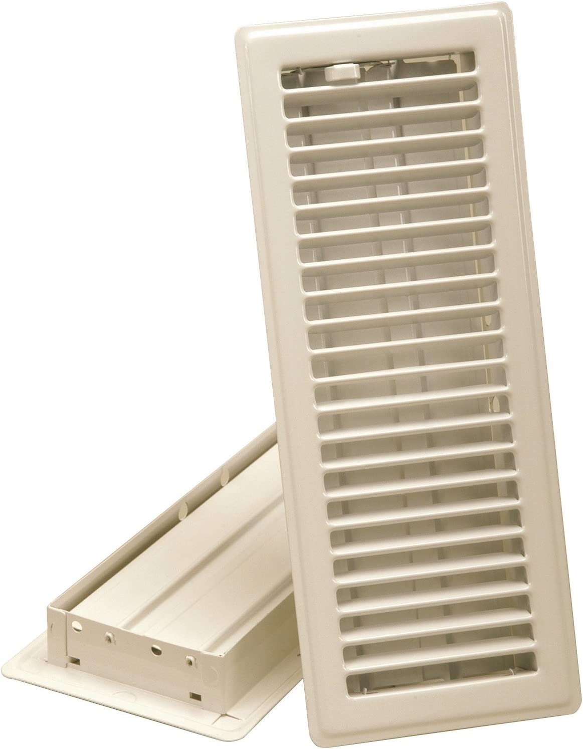 Attention brand Imperial Manufacturing RG0244 4-Inch Fort Worth Mall by 10-Inch Louvered R Floor