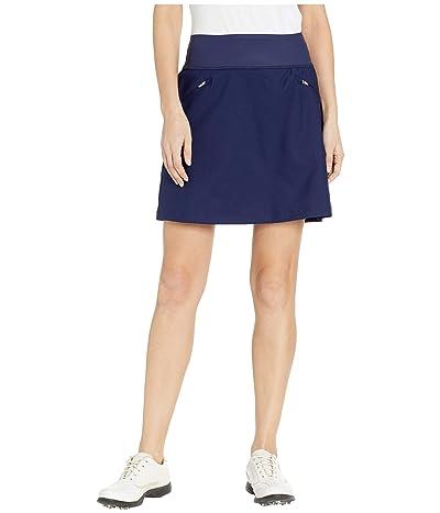 PUMA Golf PWRSHAPE 18 Skirt (Peacoat) Women