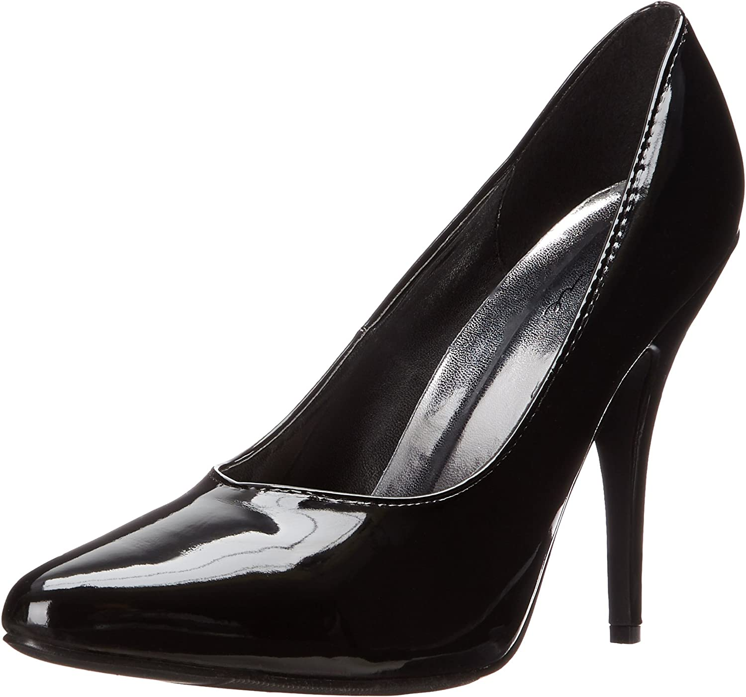 Ellie shoes Sexy Classic Pumps High Heel Womens Patent 8220 BLACK-12