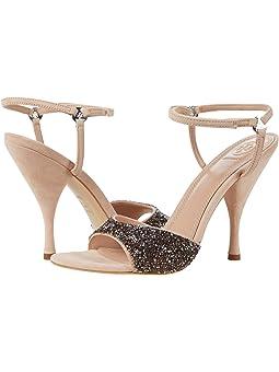 토리버치 샌들 Tory Burch Elodie 105 mm Ankle-Strap,Rose/Goan Sand
