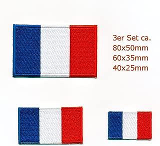 40/x 25/mm Aruba oranjestad ABC /Îles Drapeau Flag /Écusson thermocollant 1006/a