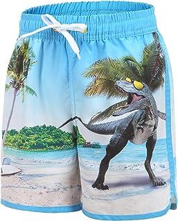 Boys Swim Trunks Kids Quick Dry Beach Boards Shorts Swimsuits Shorts UPF 50+ Sun Protection