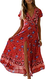 Amazon Fr Cache Coeur Longue Robes Femme Vetements