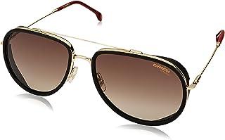 نظارة كاريرا الشمسية بتصميم افياتور للرجال من كاريرا 166/s