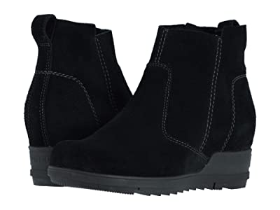 SOREL Evietm Bootie (Black) Women