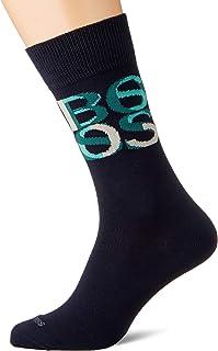 BOSS, RS Bamboo VB Calcetines de vestir para Hombre