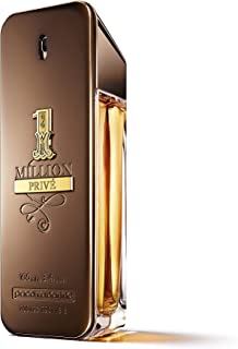 Paco Rabanne 1 Million Prive Eau de Parfum Spray for Men, 3.4 Ounce
