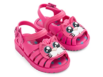 Mini Melissa Francxs Cat BB (Toddler/Little Kid) (Pink/White) Girl
