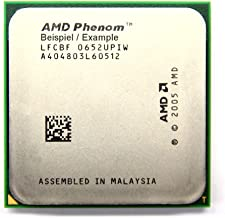 AMD Phenom X4 9850 Black Edition 2.50GHz Desktop OEM CPU HD985ZXAJ4BGH