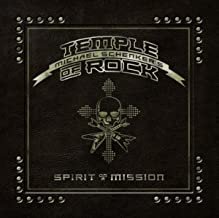 Temple Of Rock Spirit On A Mission