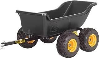 Polar Trailer 8261 HD 1200 Tandem Axle Utility Cart, 84 by 45 by 31-Inch