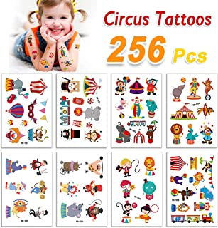 Best circus tattoos for kids Reviews