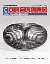 Calculus: Early Transcendentals Multivariable