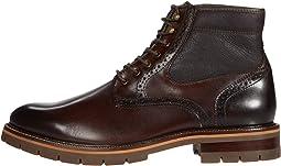 Cody Plain Toe Shearling Boot