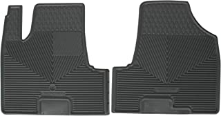 Highland 4503400 All-Weather Gray Front Seat Floor Mat