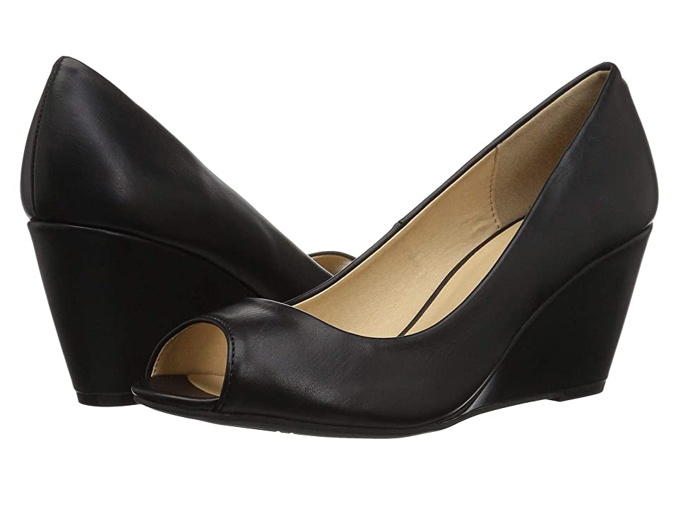 CL By Laundry Noreen (Black Smooth) Women