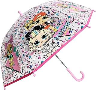 - PP11530 Rose Peppa-Pig Parapluie d/ôme Transparent Manuel pour Enfant PP11530 Rose