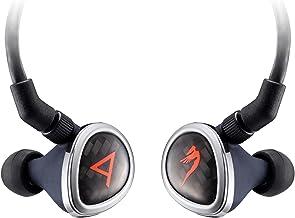 مانیتور گوش درونی Astell & Kern Roxanne II توسط جری هاروی صوتی - 12 درایور در کانال ، کراس اوور سفارش 4 و مسکن کامل فلزی
