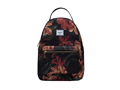Herschel Supply Co. Nova Small (Tropical Hibiscus) Backpack Bags