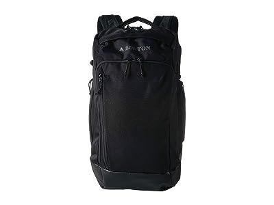 Burton Multipath Travel Pack (True Black Ballistic) Backpack Bags