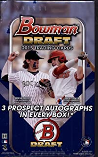 2015 bowman draft box