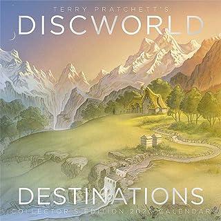 Terry Pratchett's Discworld Calendar 2020: Discworld Destinations