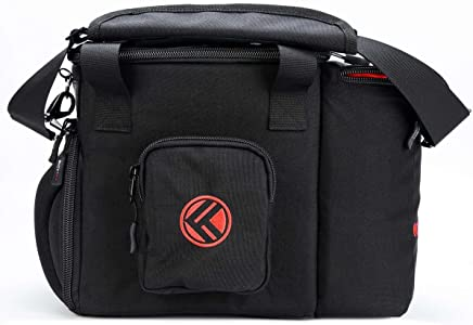 """King Kong Fuel Meal Prep Bag - Insulated Thermal Polyester Lunch Bag, Military Spec Nylon Cooler Bag for Meal Prep - 10"""" x 14.5"""" x 9"""""""