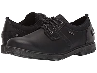 Rockport Rugged Bucks II Plain Toe Ox (Black) Men