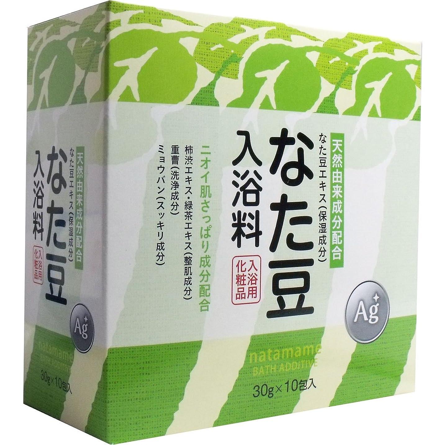 レクリエーションしかしかかわらずなた豆入浴料 入浴用化粧品 30g×10包入×4