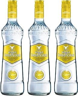 Gorbatschow Wodka Citron 3 x 0.7 l