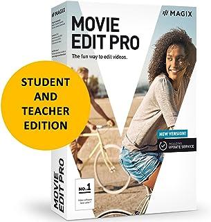 Magix Movie Edit Pro 2018 for Students & Teachers