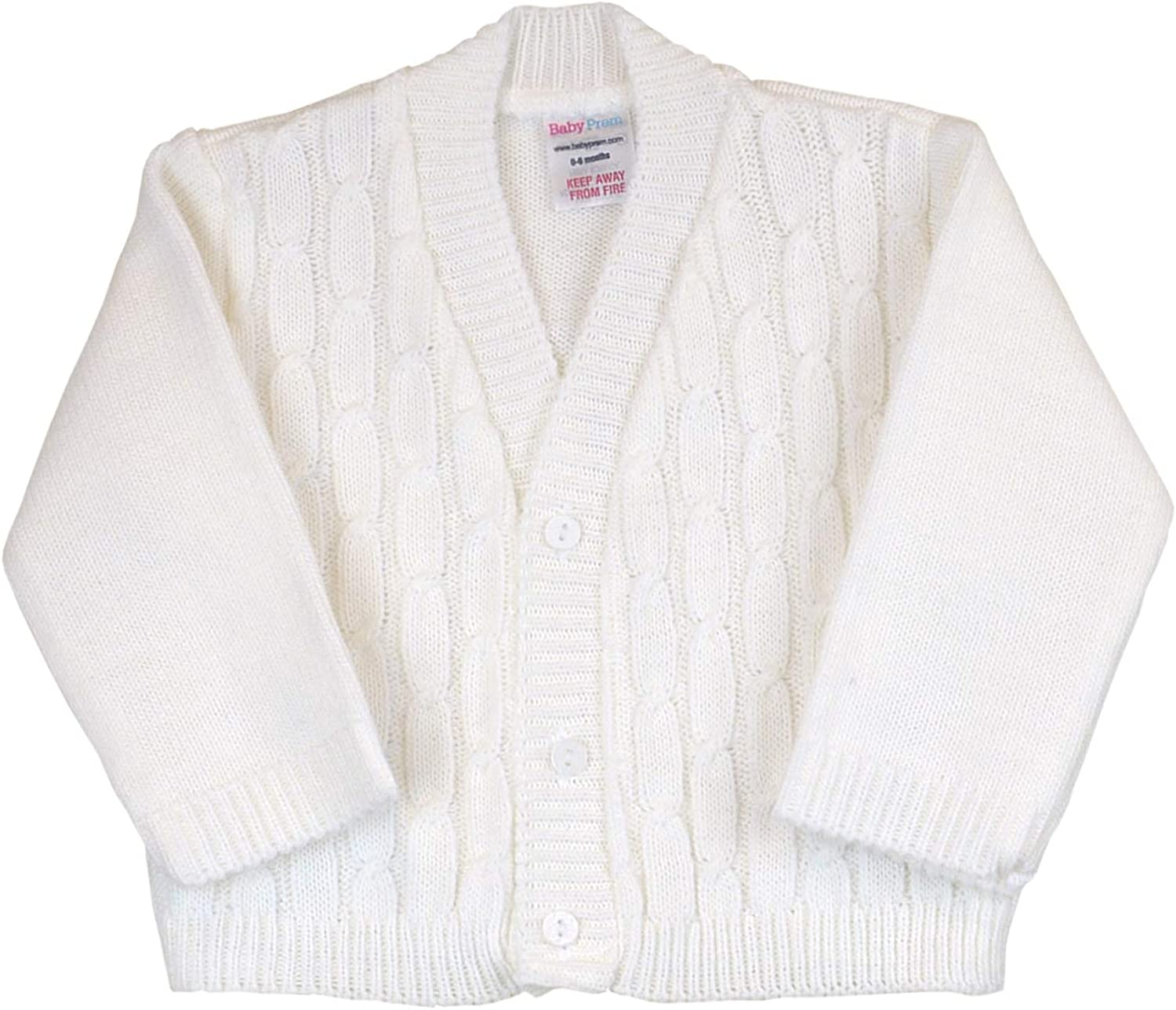 Babyprem Baby Cardigan Cable Knit
